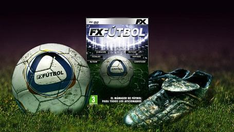 FX Fútbol: Sorprendente simulador de mánager de fútbol
