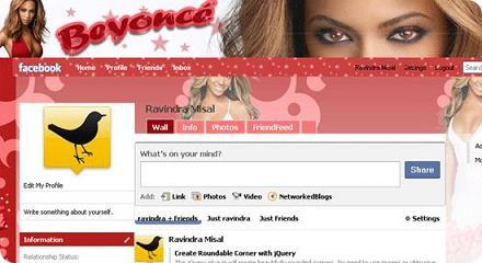Facebook Themes: Galerías de temas para Facebook