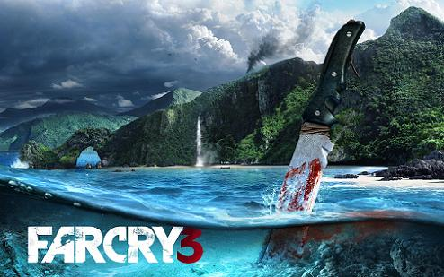 Far Cry 3: Un juego buenazo de la isla de la locura