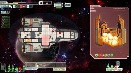 Faster Than Light: Mejora tu nave y salva la galaxia