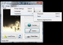 IDPhotoStudio Portable: Imprime tus fotos para documentos oficiales o pasaportes