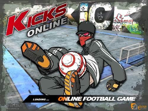Kicks: Disfruta de un fútbol más callejero