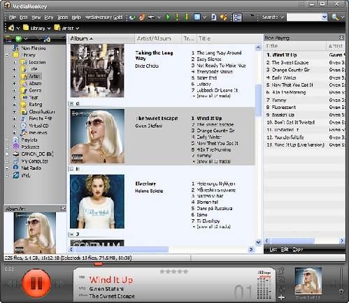 MediaMonkey: Utilidad para reproducir, catalogar y convertir tu música
