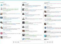 MetroTwit: Cliente de Twitter con diseño a Windows Phone