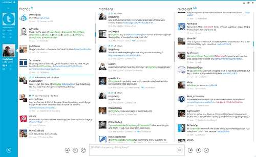 MetroTwit: Cliente de Twitter con diseño a Windows Phone