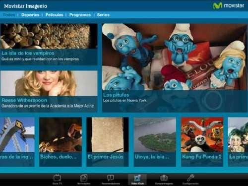 Movistar Imagenio Guía TV: La guía televisiva oficial de Movistar Imagenio a tu alcance