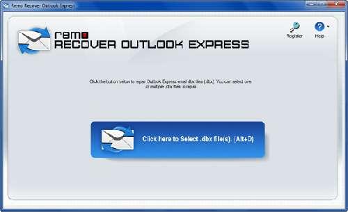 Outlook Express Email Recovery Software: Recupera tus correos de Outlook que se han eliminado