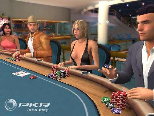 PKR: Póquer gratuito de nueva generación