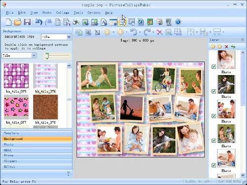 Picture Collage Maker: Creación de collage con tus fotos favoritas
