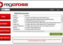RegCross: Limpia, optimiza y acelera tu PC con 1 Clic