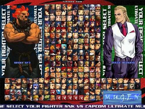 M.U.G.E.N: Software para crear juegos de lucha