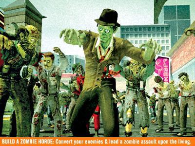 Stubbs the Zombie: Stubbs ha declarado la guerra a la humanidad