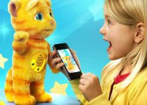 Talking Ginger: Una gatita en tu iPhone que repite todo lo que dices