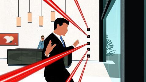 The Button Affair: Historia de ladrones en 10 minutos