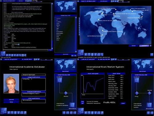 Uplink: Ahora podrás ser un auténtico hacker cibernético