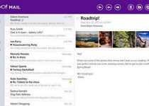 Yahoo! Mail para Windows 8.