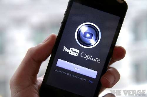 YouTube Capture: Comparte videos Youtube desde tu iPhone