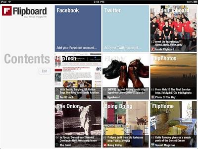 Flipboard: Vea las novedades en tu Android al estilo revista