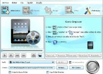 Bigasoft iPad Video Converter: Reproduce con tu iPad