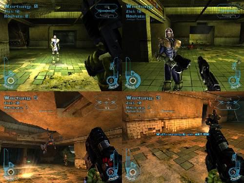 Bots: Un entretenido juego de robots multijugador