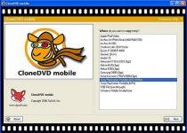 CloneDVD Mobile: Convierte tus películas DVD para tu dispositivo portátil