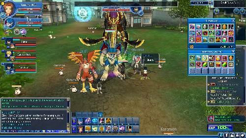 Digimon Masters Online: El mundo de Digimon a tu alcance
