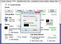 DimScreen: Cambia el brillo de la pantalla con un clic o un atajo de teclado