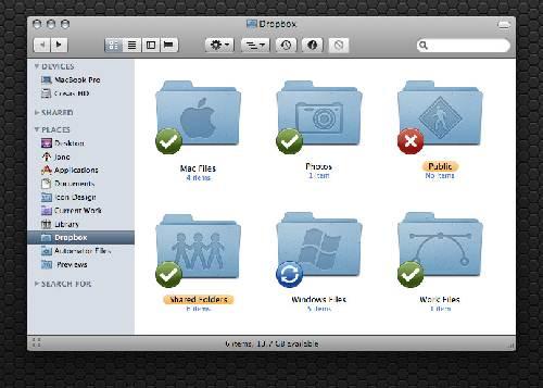 Dropbox: Guardar y comparte archivos online en almacenamiento de Hasta 2GB