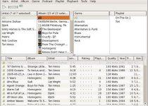 Floola: Gestor buenazo de música alternativo para iPod y Motorola
