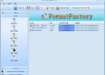 Format Factory: Un buen conversor de audio, vídeo e imágenes
