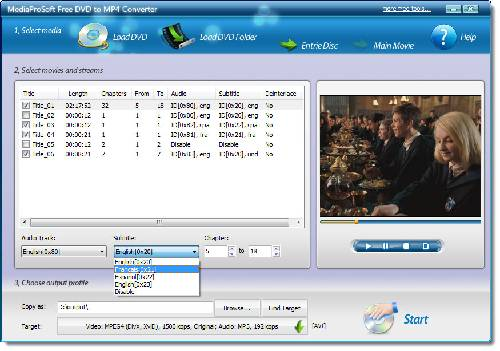 Free MP4 Converter: Conviert todos los archivos de vídeo a MP4