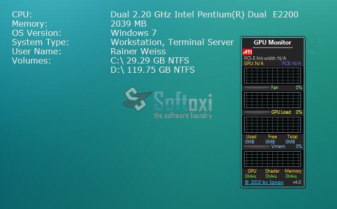 GPU Monitor: Controla en todo momento tu tarjeta gráfica