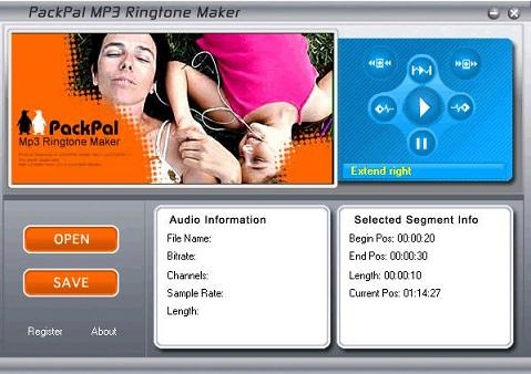 MP3 To Ring Tone: Transforma tu colección de música en MP3 en tonos para móvil