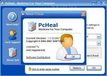 PCHeal: Aumenta el rendimiento del ordenador automáticamente