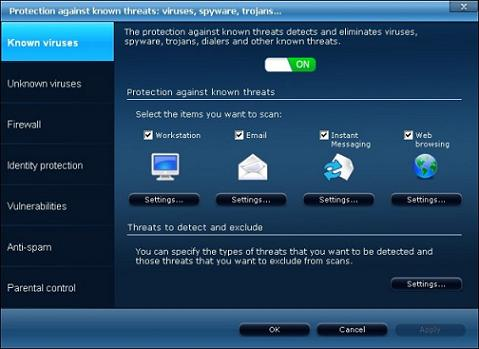 Panda Internet Security 2013 última versión