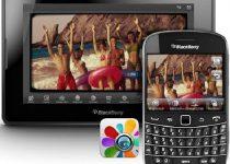 Photo Studio: Edita tus fotos en cualquier lugar desde tu BlackBerry