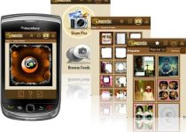 PicMix: Aplica efectos a tus fotos desde tu BlackBerry con PicMix