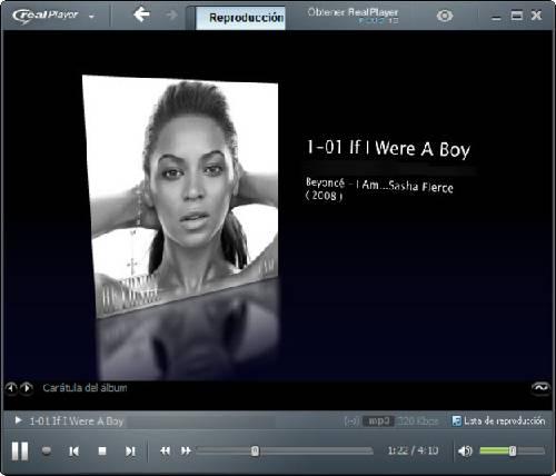 RealPlayer: Reproductor que también descarga vídeos desde Internet