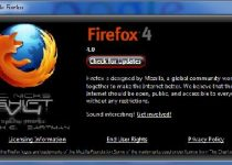 RedShift: Un tema oscuro para tu Firefox
