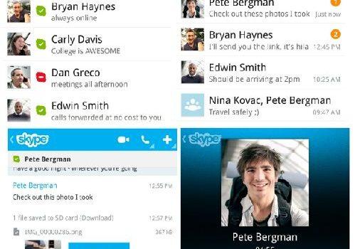 Skype: Has llamadas y videollamadas desde tu BlackBerry