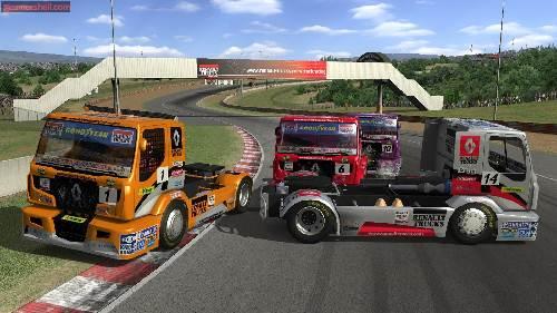 Truck Racing: Sorprendentes carreras con camiones de 5 toneladas
