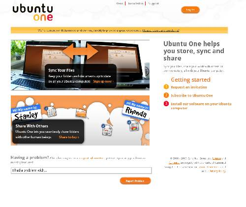 Ubuntu One: Disco duro virtual de 5 GB para Linux y Windows