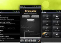 Winamp: Winamp en la mínima expresión en su última versión