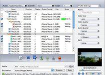 Xilisoft DVD to iPhone Converter: Convierte tu iPhone en un reproductor de DVD