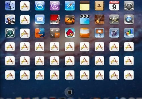 iPad Launcher: Cambia la apariencia de tu Windows 7 al estilo Ipad