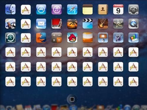 iPad Launcher: Cambia la apariencia de tu Windows 7 al estilo Ipad