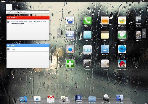iPadian: La sorprendente interfaz de iPad para Windows