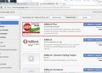 Adblock: Herramienta para bloquea publicidad y ventanas emergentes en Internet Explorer