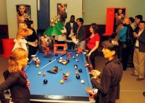 Billiards Club: Juega este juego directamente en un club