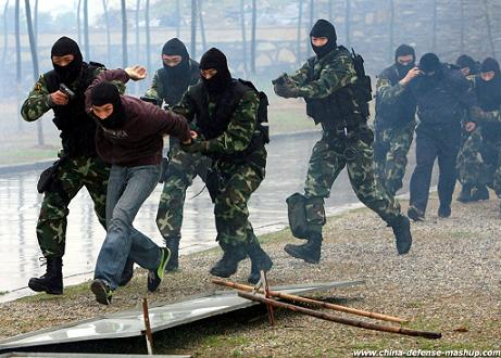 Fight Terror: Combate con soldados en el Medio Oriente